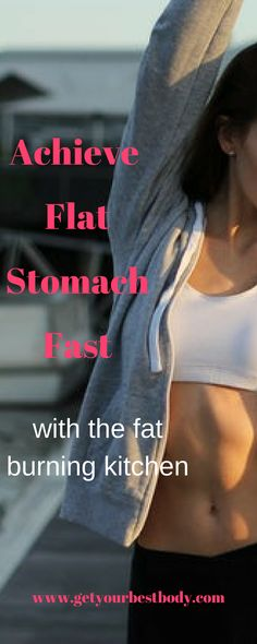 You can start to melt fat very easily by changing your diet to a healthy, fat burning, and energy boosting diet. The fat burning kitchen. #weightloss #healthyrecipes