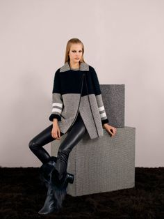 Fendi's Pre Fall 2014-15 Collection - Look 21