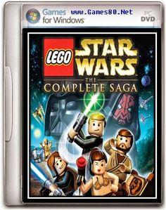 Lego Star Wars The Complete Saga Game