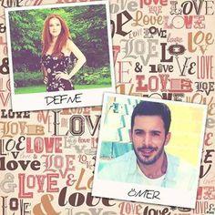 kiralık aşk defne ve ömer - Google'da Ara Elcin Sangu, Turkish Actors, Barista, Love, Books, Turkish People, Sweetie Belle, Amor, Libros