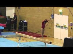 ▶ Amelie Morgan British Champion Level 3 National Finals 2013 - YouTube