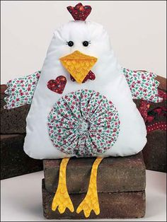 Cuddly Chicky