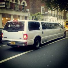 Ford Excursion Limousine - @tybor85- #webstagram