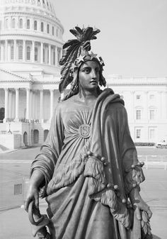 Image result for lady freedom statue capitol