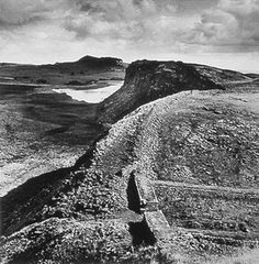 Bill Brandt, 'Hadrian's Wall', 1943, full frame. © Bill Brandt Archive Ltd