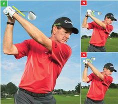 Hank Haney: Check Your Left Wrist : Golf Digest