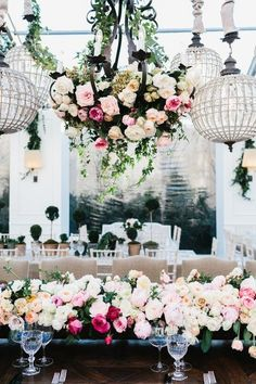 Flowers by Prunella / Wedding Style Inspiration / LANE (instagram: the_lane)