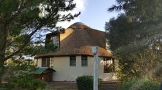 Re-thatched Rondavel Thatched Roof, Climate Change, Warm, Traditional, Outdoor, Home, Outdoors, Ad Home, Outdoor Games