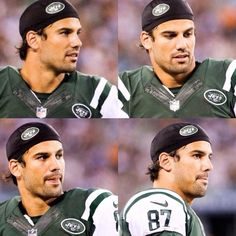 Eric Decker, looks better in Green Jets Jets Eric And Jessie Decker, Eric & Jessie, Eric Decker, James Decker, Jessie James, Nfl Football Players, Broncos Fans, Jets Football, Football Season