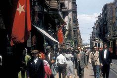 İstiklal Caddesi, 1956