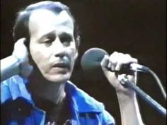Silvio Rodriguez en Chile concierto 1990