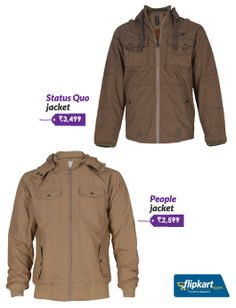 Cool Utilitarian Jackets #Armychic