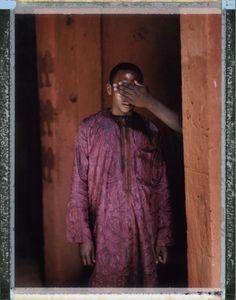 Gabriel (not his real name). <br>Nigeria. April 2014.