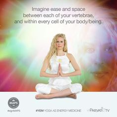 Imagine ease and space between each of your vertebrae  and within every cell of your body/being.   #parvati #positivepossibilitieslady #yem #yogaasenergymedicine #yogateacher #yogaquote #lifeforce #nature #namaste #yogi #yogini #iam #spirituality #breathe #bepresent #gratitude #love #life #instalife #yoga   The Arctic Ocean is one of the most pristine and vulnerable ecosystems on the planet. It is home to a wide range of marine life including several endangered species. It is also…