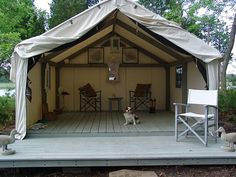 http://www.cowboycamp.net/deck_tents.php