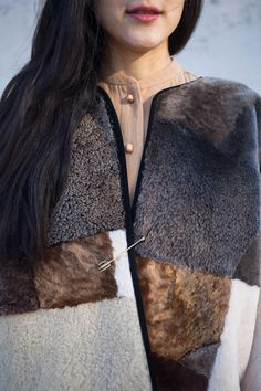 Milena Silvano | Ethical alternative to fur