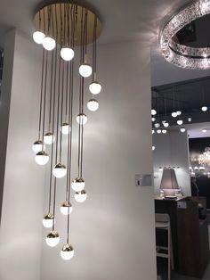 Modern Light Fixtures, Modern Lighting, Chandelier, Ceiling Lights, Home Decor, Candelabra, Decoration Home, Room Decor, Contemporary Light Fixtures