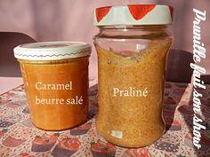 Caramel au beurre salé et praliné maison : les recettes !
