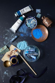 Blue mood | Jennifer Causey Photography. Styling by Ginny Branch.