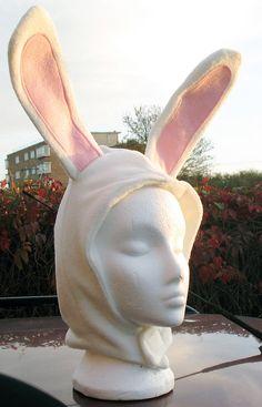 Bunny Ears Hat Pattern Bunny Hat Sewing Pattern
