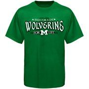 Are you pinch-proof for St. Patrick's Day? Show your Wolverines pride with a shade of green!