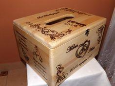 nászajándék gyűjtő doboz 2