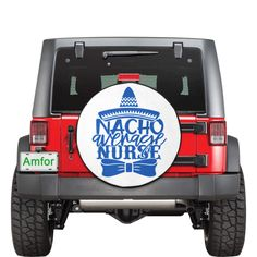 Custom Spare Tire Covers, Line Worker, Ideal Image, Nurse Quotes, Drip Dry, Funny Design, Car Accessories, Transportation, Monster Trucks