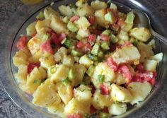 Fruit Salad, Potato Salad, Salads, Potatoes, Ethnic Recipes, Food, Fruit Salads, Potato, Essen