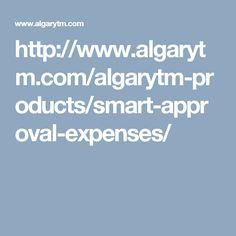 http://www.algarytm.com/algarytm-products/smart-approval-expenses/