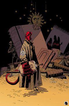 Mike Mignola, Hellboy Enigma