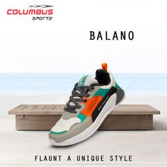 A man deserves a shoe that works as hard as he does. With the #Balano series unleash your power. Get one today. Available at all the leading shoe outlets. #runningshoes #balanoseries #columbussports #menssportsshoes #uniquestyle