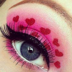 #valentinesdaymakeup
