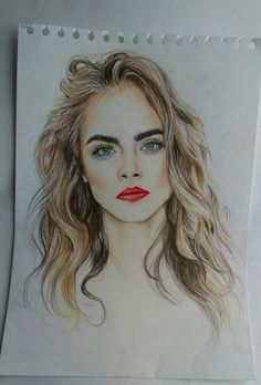 everydayisexcatlythesame7:  crystuls:  savanier:  savetheworldgetthe-girl:  savanier:  Third cara drawing haha  Don't normally reblog people's artwork but this is so detailed and amazing.  thanku ^  Amazing  that's so good :D