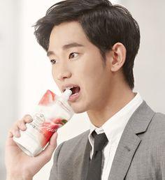 Kim Soo Hyun for Petitzel #7 #KimSooHyun #SooHyun #Petitzel