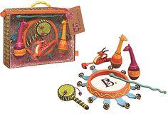 B.Toys Jungle Jam Instruments