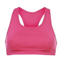 The Baby Pink Sports Bra is one of the most comfortable options to bank upon for moderate to rigorous gym training and fitness purposes