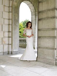 David Tutera for Mon Cheri Bridal - 112220-Damia