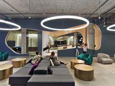 На этой неделе в «Штаб-квартирах» — обновлённый офис компании Dropbox в Сан-Франциско.