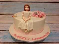 First Communion for a girl