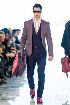Caffery van Horne Fall Winter Otoño Invierno 2016 - Toronto Men's Fashion Week - #Menswear 3Trends #Tendencias #Moda Hombre - MFT