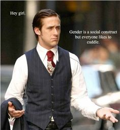 Ok so I've read ab a hundred of these. I don't get it. But they're funny. And Ryan Gosling is hot.