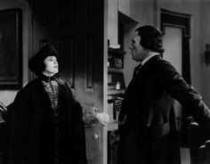 """Lon Chaney and Leatrice Joy in """"The Ace of Hearts"""" (1921)"""