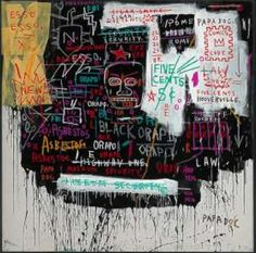 jean michel basquiat Basquiat .More Pins Like This At FOSTERGINGER @ Pinterest
