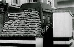 Metropolitan Police Box, c 1940