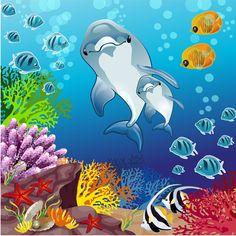 Fish and beautiful underwater world vector - https://gooloc.com/fish-and-beautiful-underwater-world-vector/?utm_source=PN&utm_medium=gooloc77%40gmail.com&utm_campaign=SNAP%2Bfrom%2BGooLoc