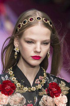Dolce & Gabbana - Spring 2018, FW Milan (Details) \2\. Обсуждение на LiveInternet - Российский Сервис Онлайн-Дневников