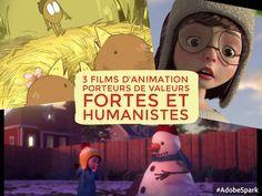 Aller au bout de ses rêves, aider les autres, prendre soin des gens qu'on aime, s'émerveiller : 3 films d'animation porteurs de valeurs fortes et humanistes à regarder en famille !