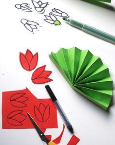 Geometric Origami Birds – Modern Wall Pattern Vinyl Decal / Sticker Set For Home, Kids Room, Nursery, Bedroom. Kids Crafts, Preschool Crafts, Easter Crafts, Diy And Crafts, Spring Projects, Spring Crafts, Projects For Kids, Geometric Origami, Origami Bird