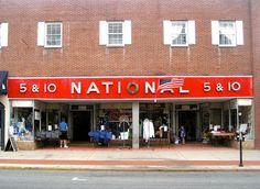 National 5 Delawares Last Remaining Five And Dime