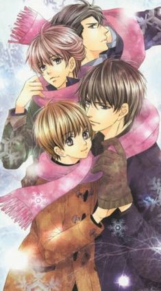 JAPAN Bohra Naono manga Happiness of Cowardly Boy